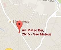 Av. Mateo Bei 2615 - São Paulo - SP