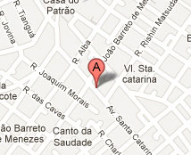 Av. Santa Catarina 1781 - São Paulo - SP